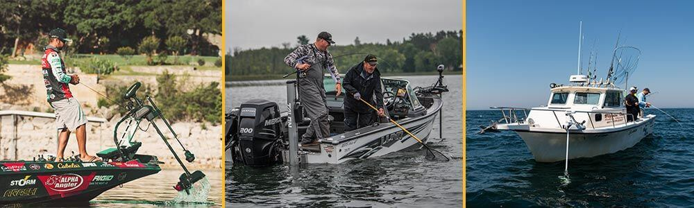 Next Level Boat Control: Trolling Motors Propel Anglers to Success